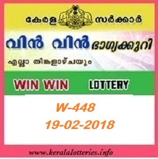 WIN WIN (W-448) LOTTERY RESULT