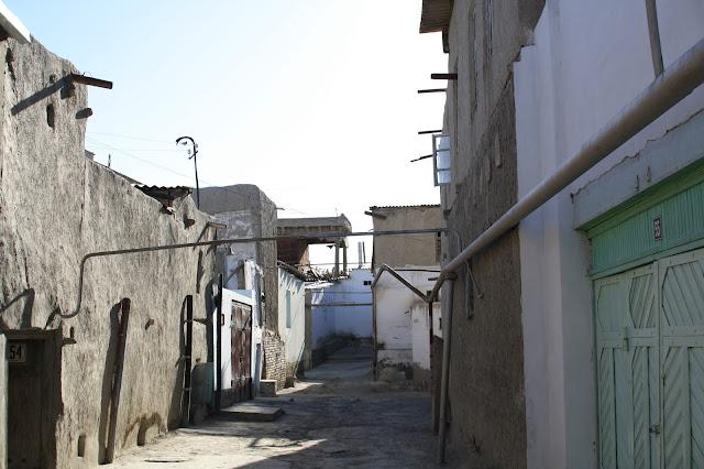 Ouzbékistan, Boukhara, © L. Gigout, 2010
