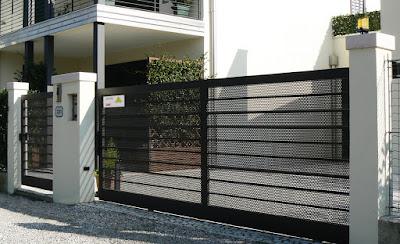 cancello-automatico-moderno
