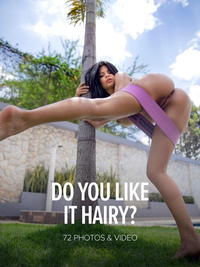 [WB4Y] Jolie Star - Do You Like It Hairy?