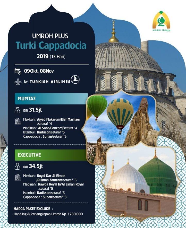 Umroh Plus Turki Paket Biaya Jadwal Dan Info Musim Tahun Ini