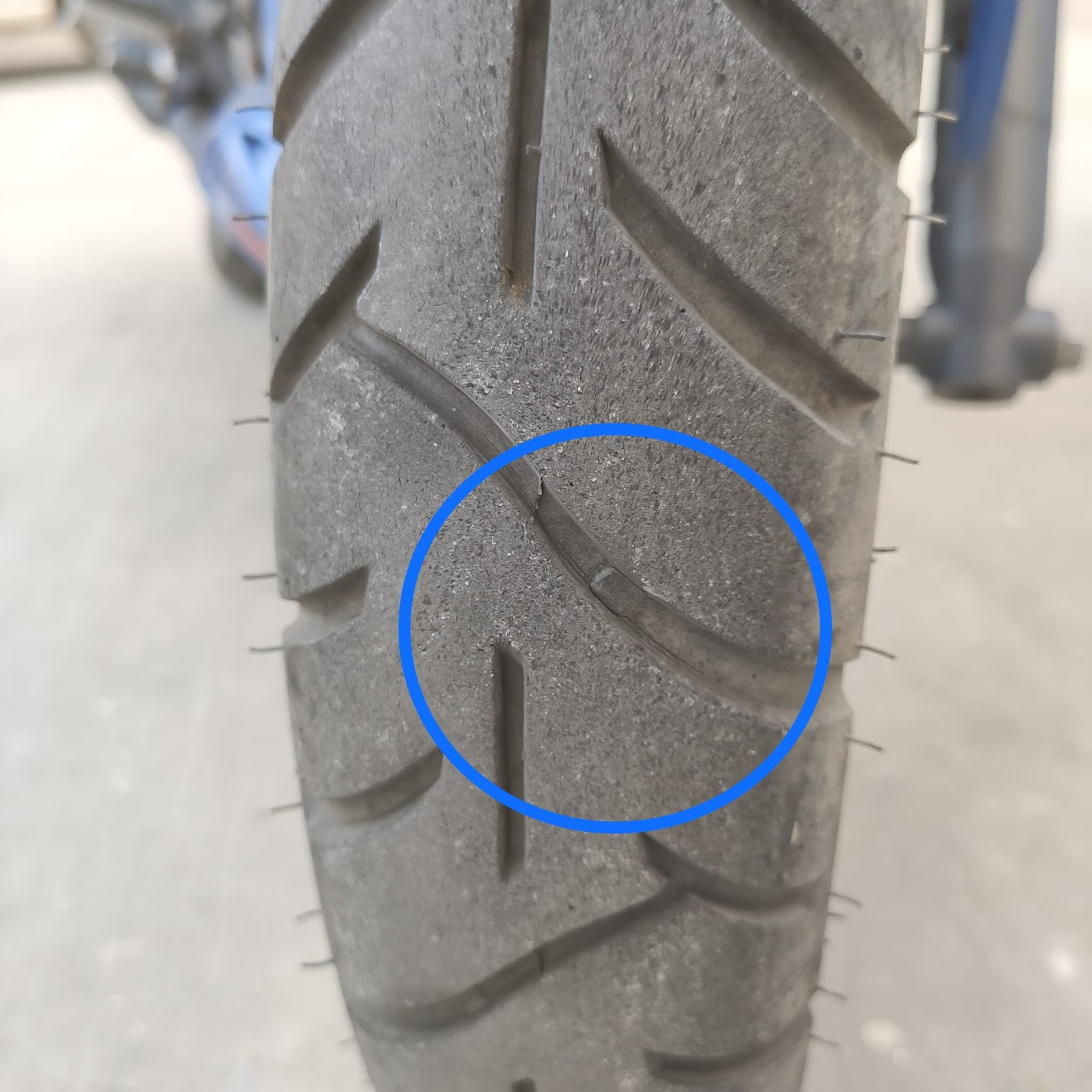 Wear and tear of tyres, everything about tyres