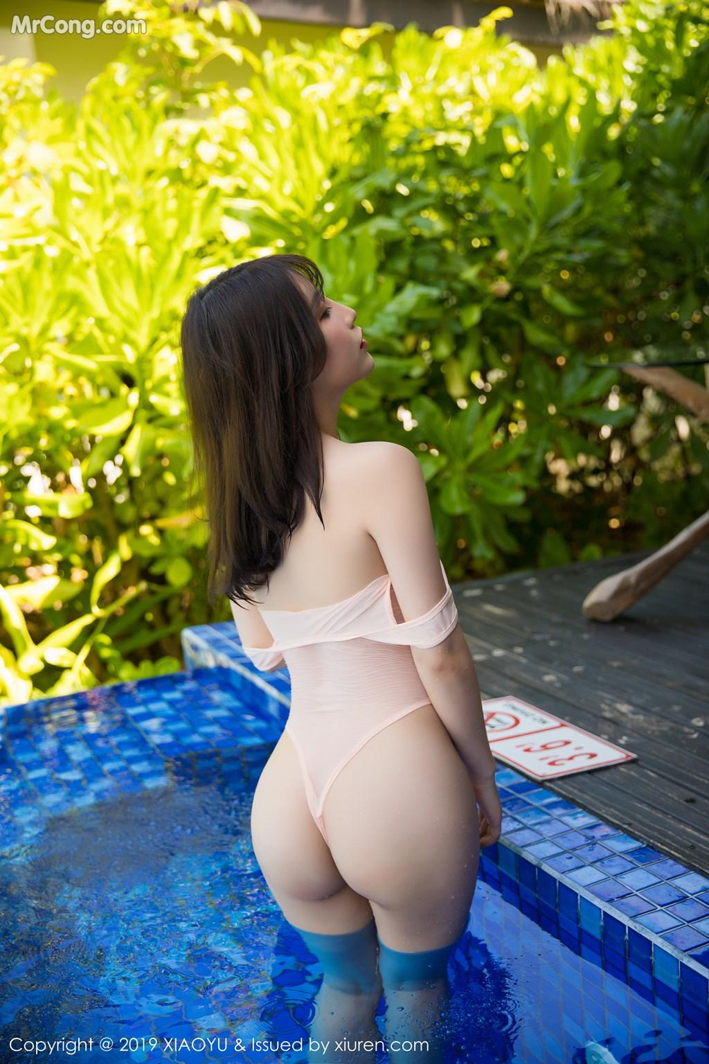 Image XiaoYu-Vol.155-Cherry-MrCong.com-043 in post XiaoYu Vol.155: 绯月樱-Cherry (67 ảnh)