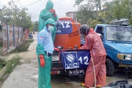 Fraksi PAN DPRD Wajo Beraksi Melawan Virus Covid 19