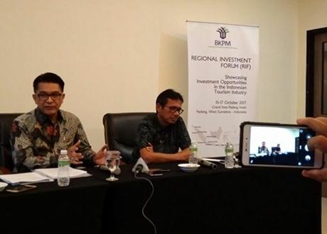 378 Investor Asing dari 15 Negara Bakal Hadiri RIF di Padang