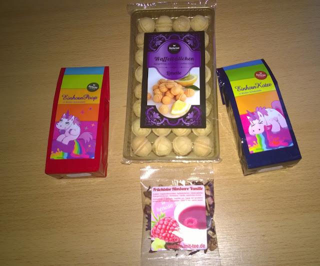 4 verschiedene Produkte von Henosa.
