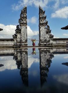 Las Puertas del Cielo, Isla de Bali.