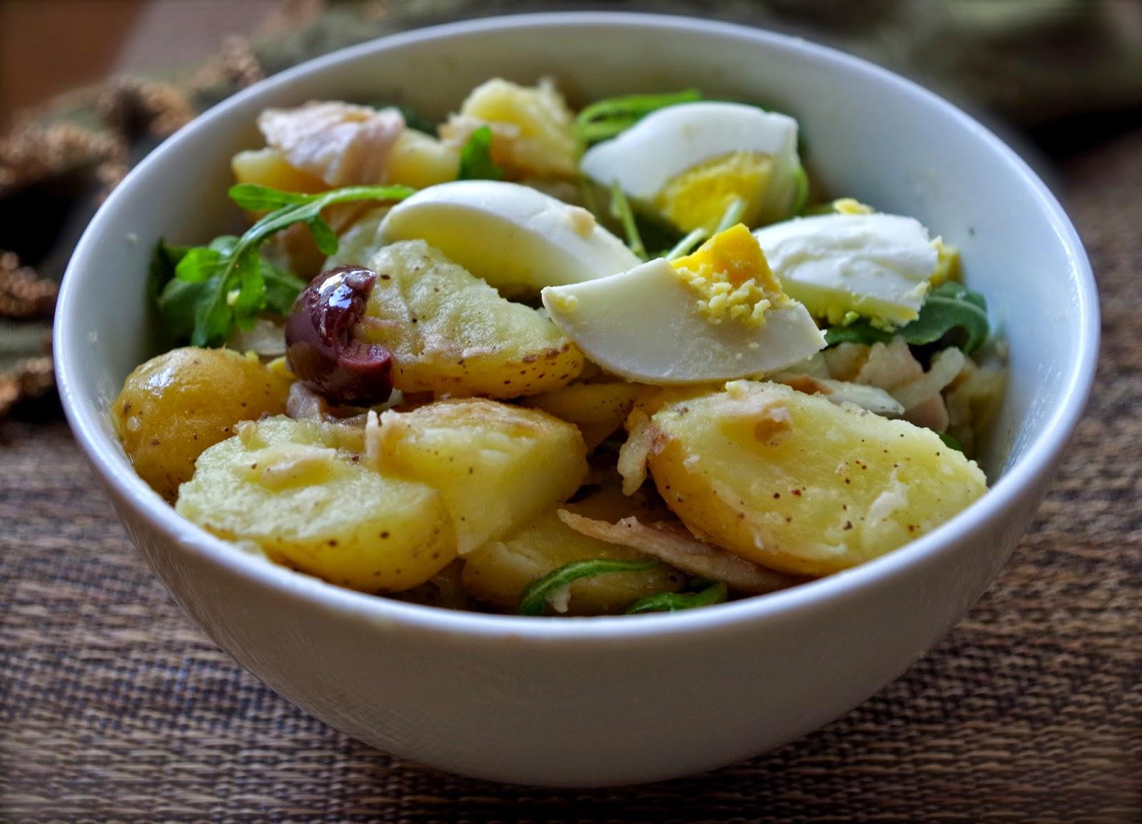 America S Test Kitchen Smoked Potato Salad