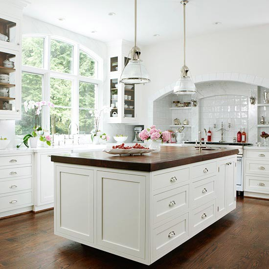 Kitchen Steward: Steward Of Design: Some White Kitchen Love
