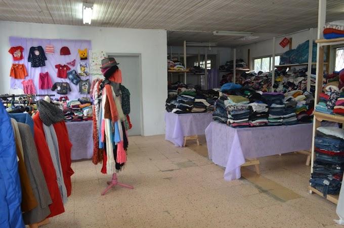 Prefeitura de Cachoeirinha lança espaço permanente de doação de roupas