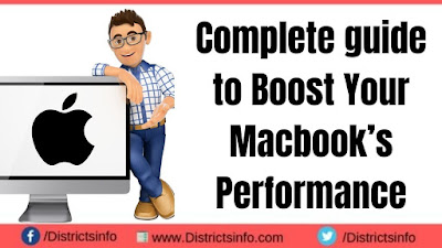 Complete guide to Boost Your Macbook's Performance