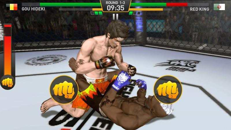 Fighting Star Para Hileli APK v1.0.1