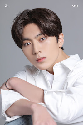 Sangwoo, integrante de JUST B de Kpop