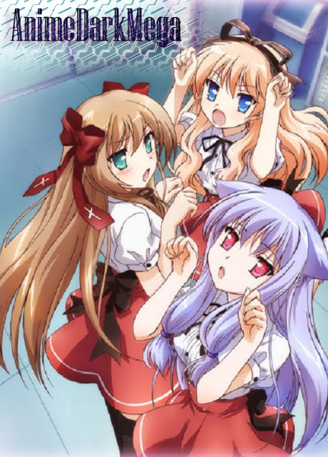 [AnimeDarkMega] Descargar Mayoi Neko Overrun! [13/13]+Ovas por Mega