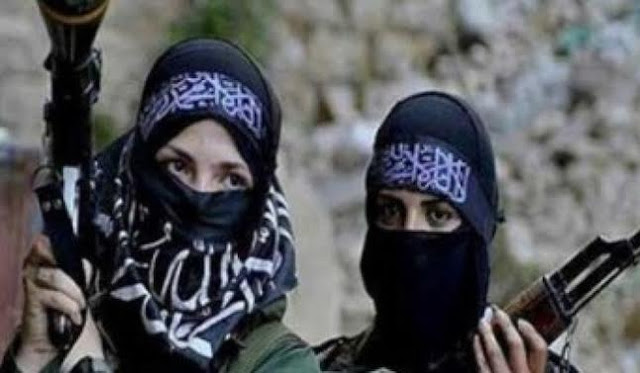 ISIS, Politics ,Terrorism : The Kurds refuse to let Sweden welcome Daesh women for fear that they will go unpunished