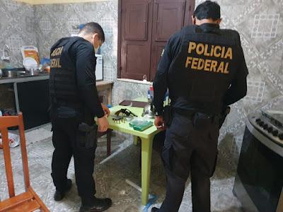 Polícia Federal deflagra operação contra facções criminosas no Norte do Piauí