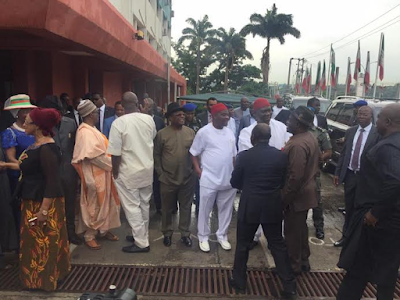 PDP now house of commotion as caretaker committee members take over leadership of the party 2222