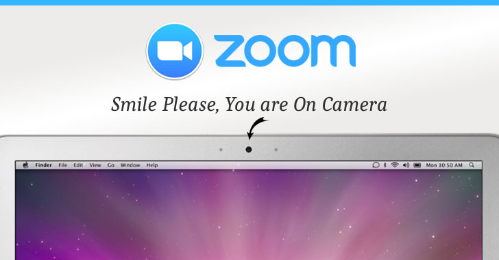 Flaw in Zoom Video Conferencing Software Lets Websites Hijack Mac Webcams