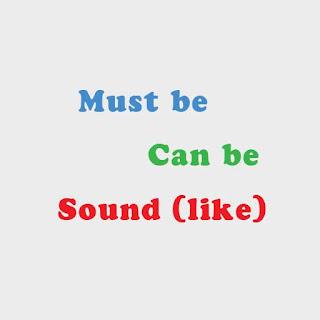 แกรมม่าภาษาอังกฤษมัธยมต้น เรื่อง Must be/ cant be/ sound (like)