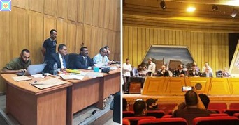 اللجنة العامة تعلن نتيجة انتخابات النواب بين مرشحى دائرة ملوى بالمنيا
