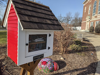 Need to Read? Try a Little Free Library
