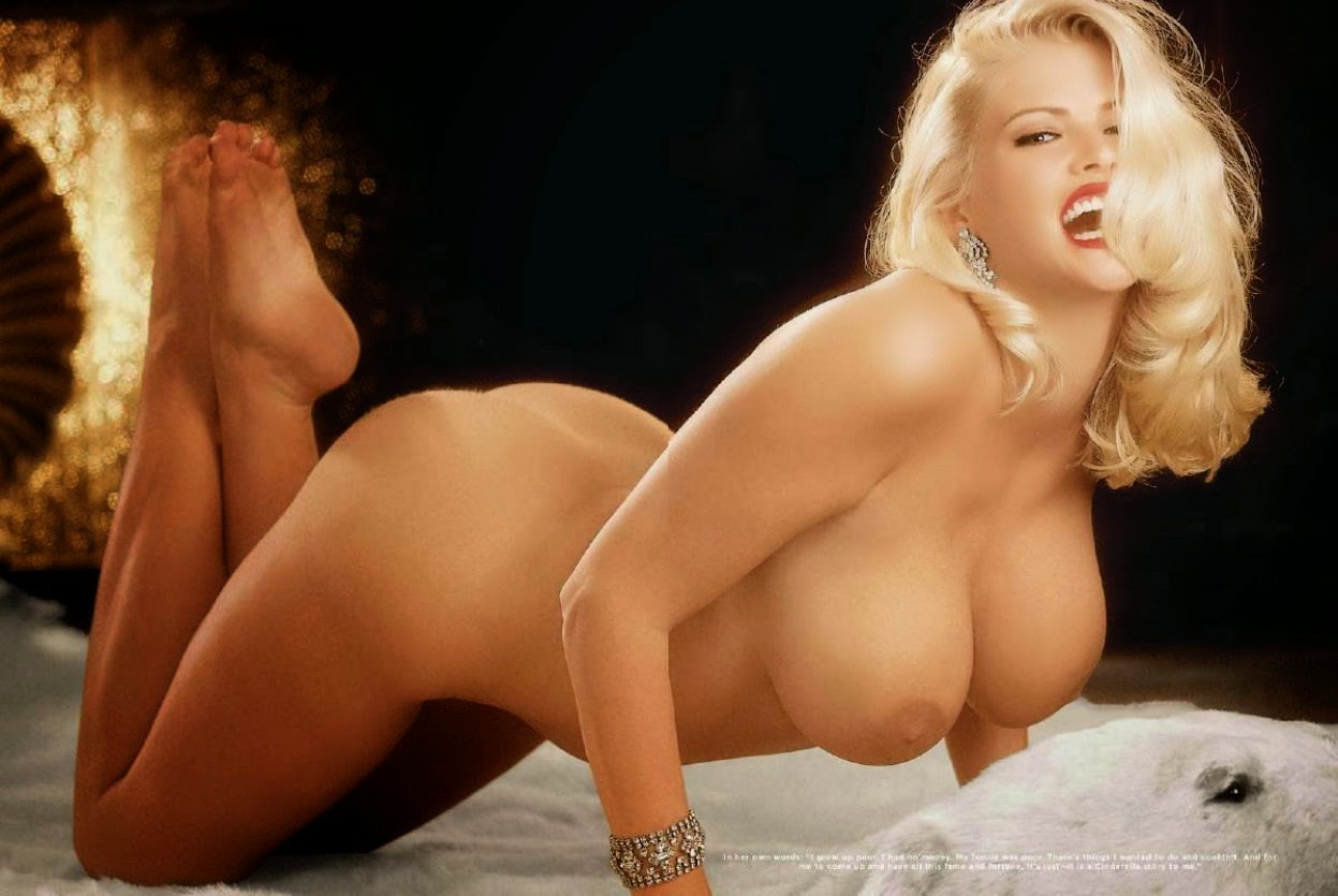 With Anna nicole smith em ficme porno