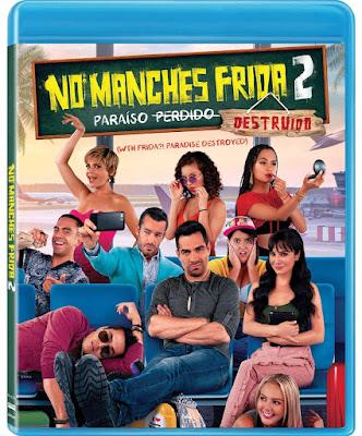 No Manches Frida 2 Blu Ray