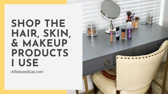 Shop relaxed hair and oily skin beauty products | A Relaxed Gal
