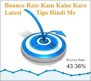 Friends ye post blogger ke liye hain jo apne blog ko daily update karte hain or fir bhi unke blog ki bounce rate hamesha hi badhti rahti hain. aisa kyu hota hain iske kya kaaran hain or bounce rate kam kaise karte hain iske baare me ye post bahut hi help full hain.