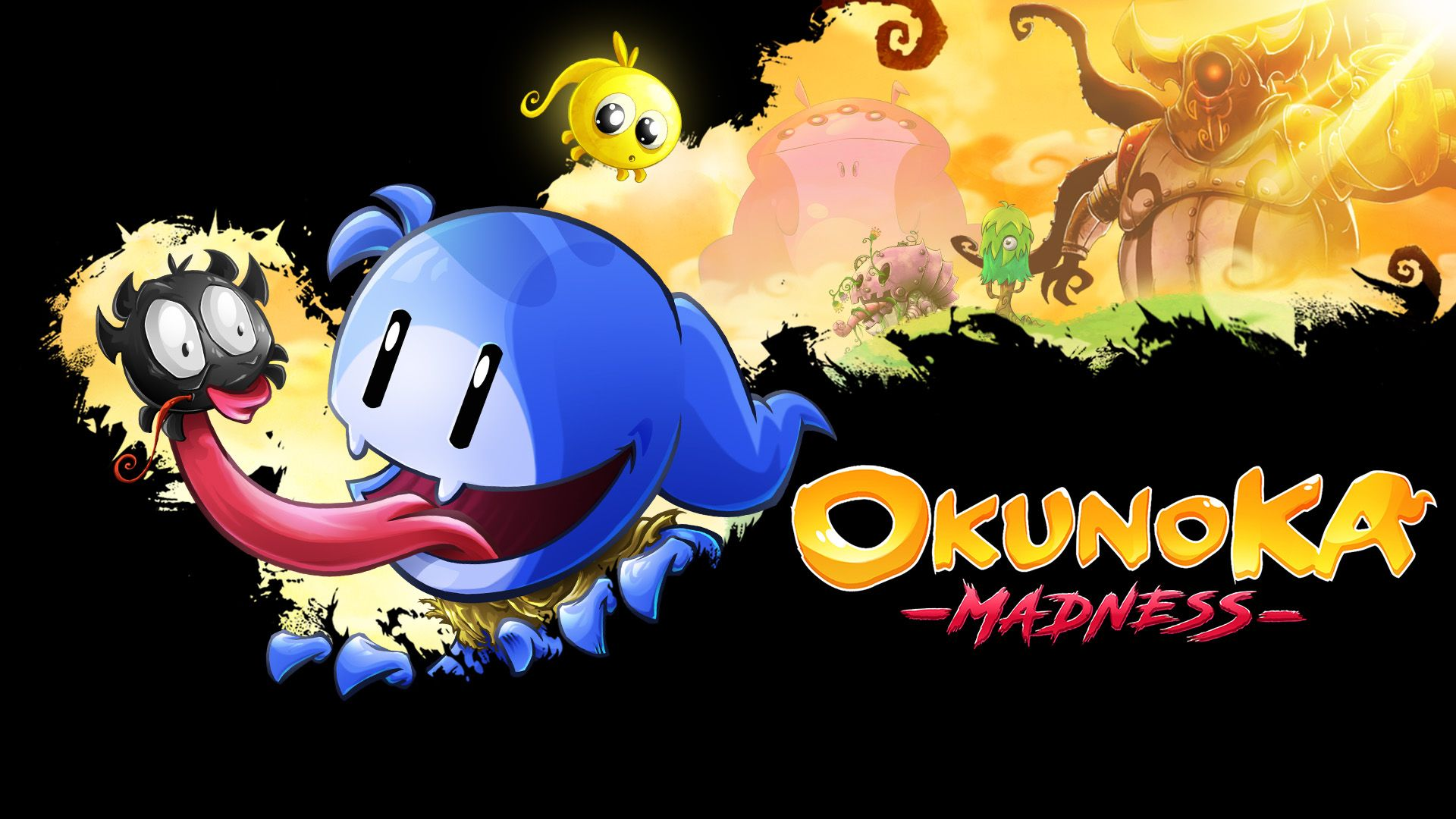 OkunoKA Madness v1.0 NSP XCI For Nintendo Switch