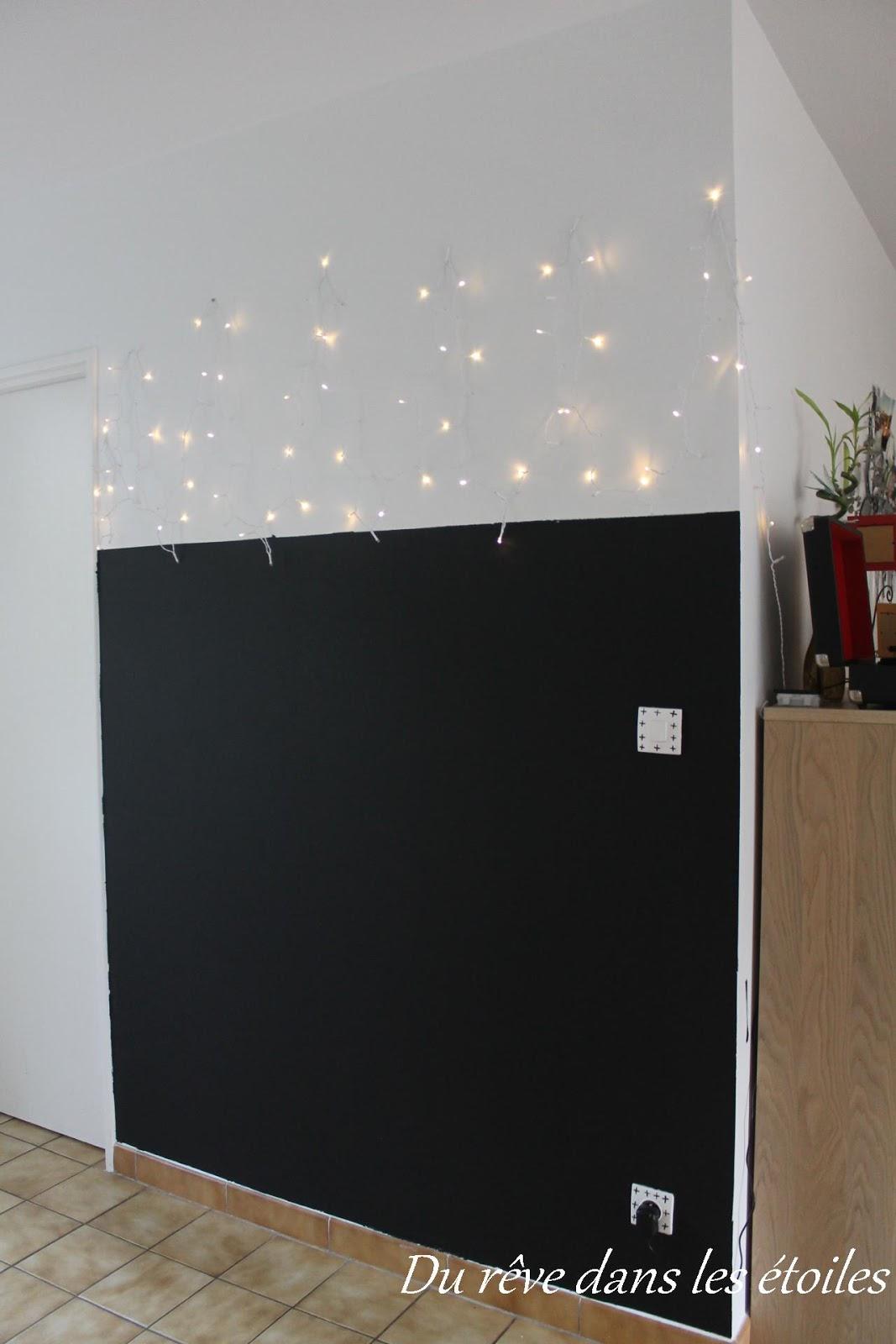 Instant Déco Notre Mur En Ardoise Et Sa Touche Scandinave