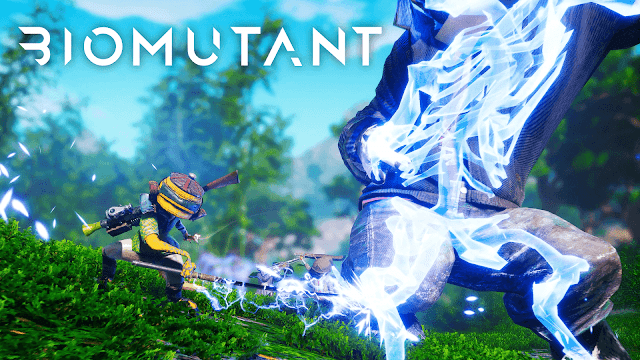 Biomutant now available for Digital Pre-Order - Here's a new trailer of the game, releasing on 25th May | TechNeg
