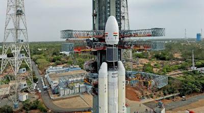 ISRO Chandrayaan 2 launch Live: Chandrayaan 2 to be launched from Sriharikota at 2:43 pm