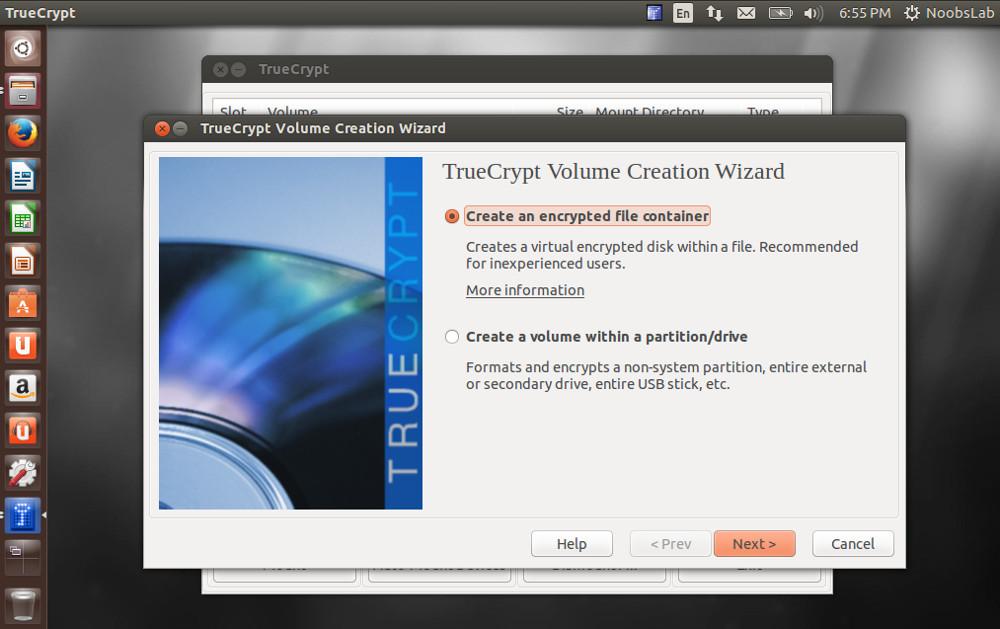 truecrypt linux