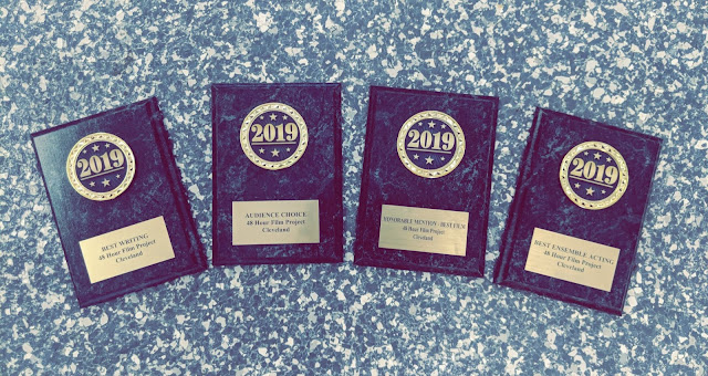 FunMill's 'Zero Intuitions' picks up four awards from the Cleveland 48 Hour Film Project