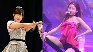 Honda Hitomi IZ*ONE Kurusan Bikin Penggemar AKB48 Khawatir
