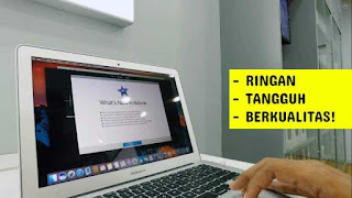 kelebihan Spesifikasi macbook air