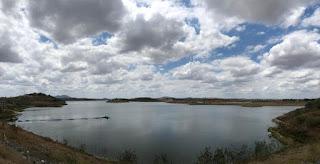 Açude de Boqueirão recebe quase 5 milhões de metros cúbicos de água nas últimas 24 horas