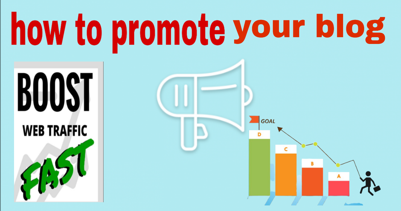 How to promote your Blog or website best strategy to promote your blog