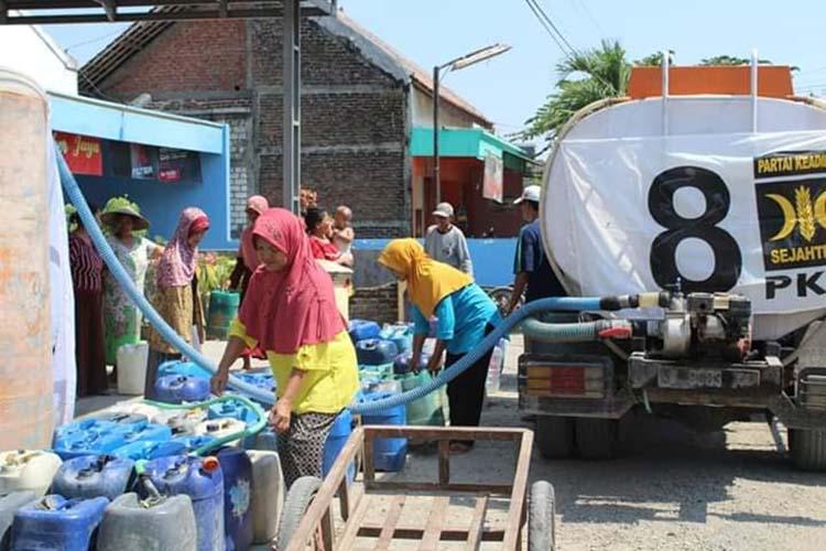 PKS baksos air bersih
