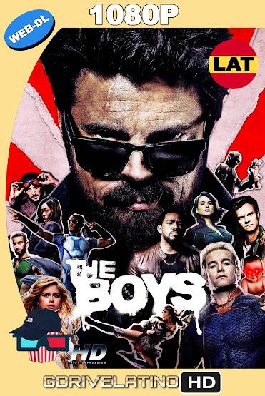 The Boys (2020) Temporada 02 [05/08] AMZN WEB-DL 1080p Latino-Ingles MKV