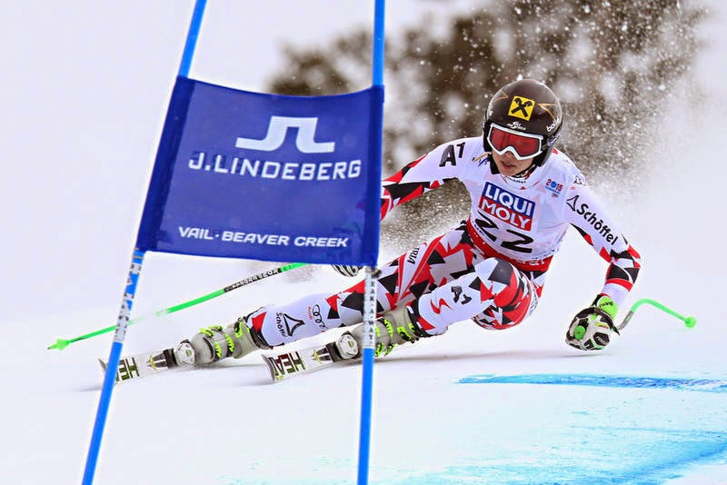 Ski Blog With Harald Harb Anna Fenninger World Champion