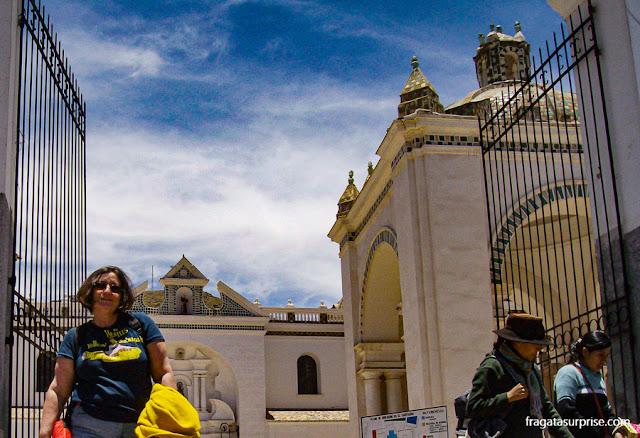Basílica de Nossa Senhora de Copacabana, Lago Titicaca, Bolívia