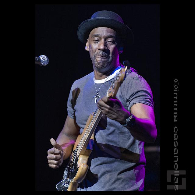 Marcus Miller, Sala Barts, Barcelona, 29-maig-2019