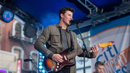 "Shawn Mendes canta ""Mercy"" y ""Treat You Better"" en Today Show"
