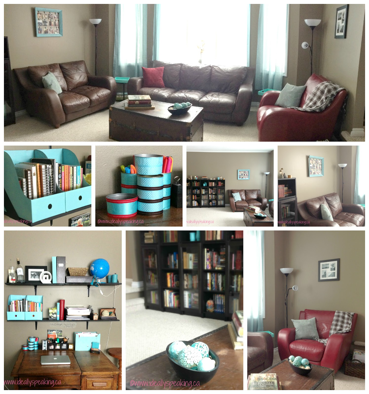 Pinterest Decorating Ideas For Home: Home Design Image Ideas: Home Office Ideas Pinterest