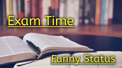 Exam Time Funny Status in Hindi, exam status in hindi, funny exam status for whatsapp, funny exam result status for whatsapp, study funny quotes in hindi