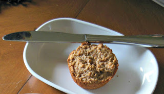 Bread Crumb Muffins, a delicious recipe using homemade bread crumbs!