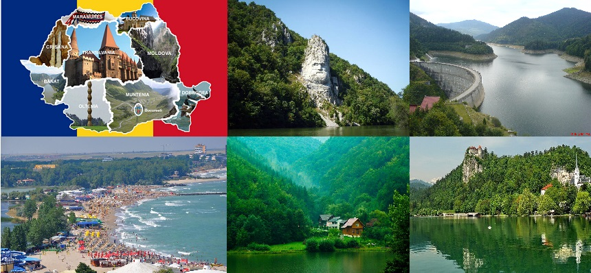 Romania, imagini, poze, zone turistice