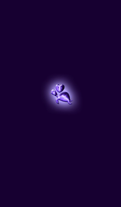 Light Turtle Purple